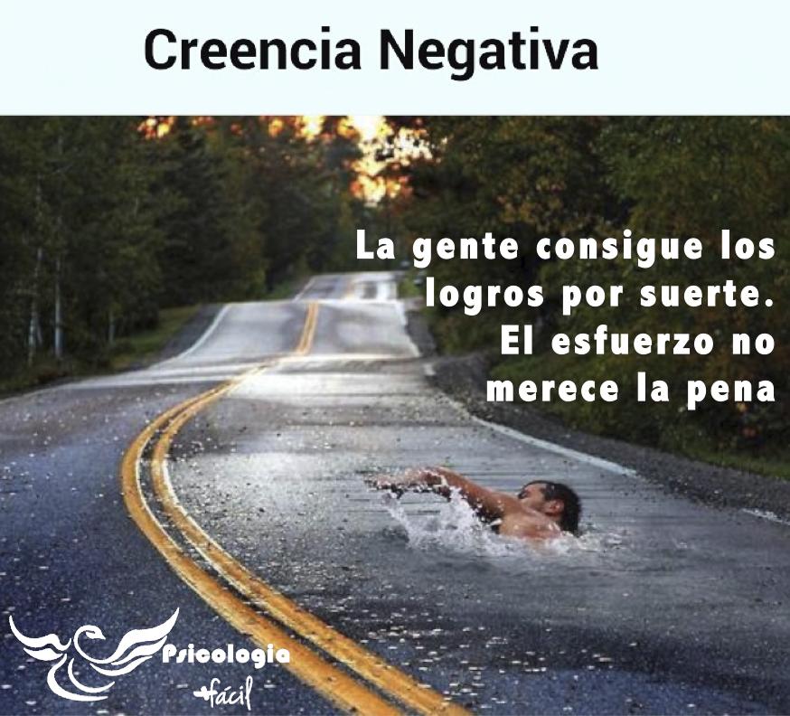 creencia negativa 2